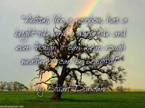 Autismlikearainbow